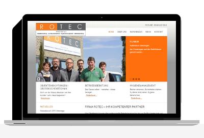 homepage mit cms referenz