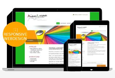 Malerbetrieb Webdesign