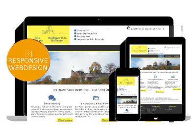 Referenz für Responsive Webdesign