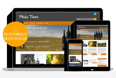 Redesign mit Responsive Webdesign