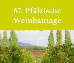 Pfälzer Weinbautage 2014 in Neustadt