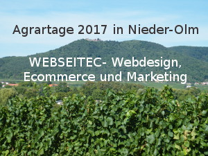 Agrartage 2017 in Nieder Olm