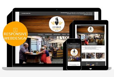 Responsive Webdesign Gastronomie