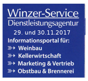 Winzer Messe 2017